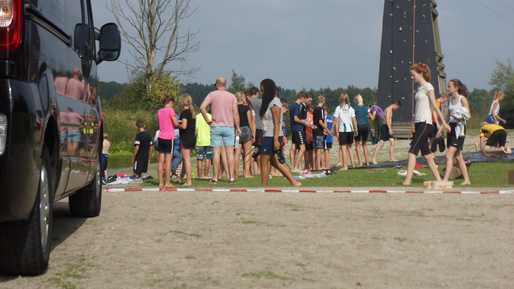 Noorderwind 2016: Walk on Water